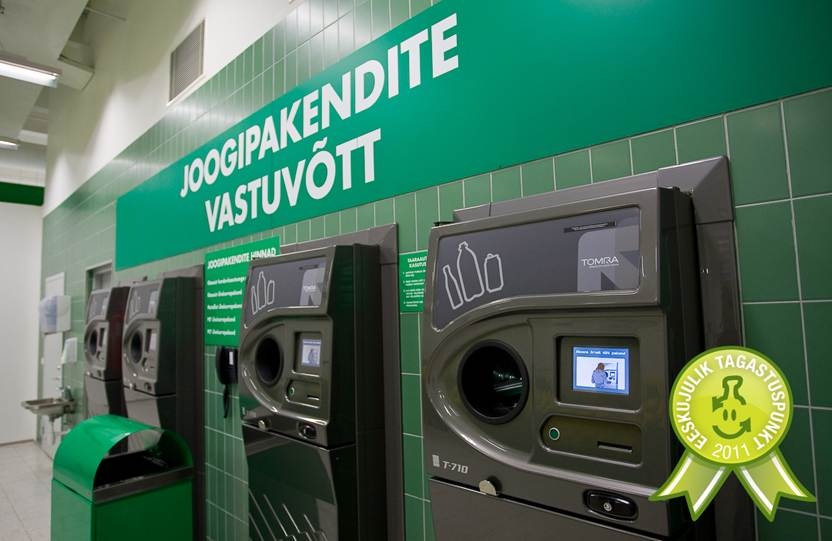 70083ac11d0 Taaraautomaat – Eesti Pandipakend